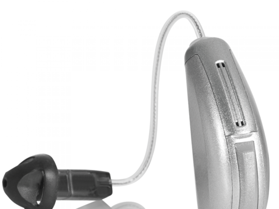 The Muse Hearing Aid by Starkey