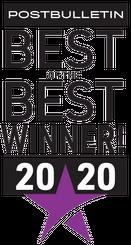 Best of the Best 2020 Winner